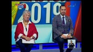 #Eleksyon2019: Panayam kay Atty. Rowena Daroy-Morales at Richard Heydarian
