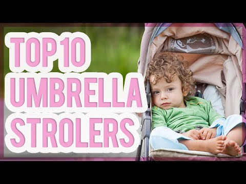 10 Best Umbrella Strollers To Buy In 2016 & 2017
