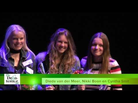 Cynthia Smit scoort 22ste plaats bij NK zwemmen voor de jeugd in Eindhoven