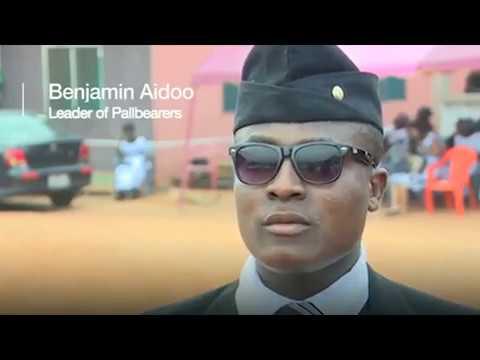 Танцы на похоронах в африке ФУЛ