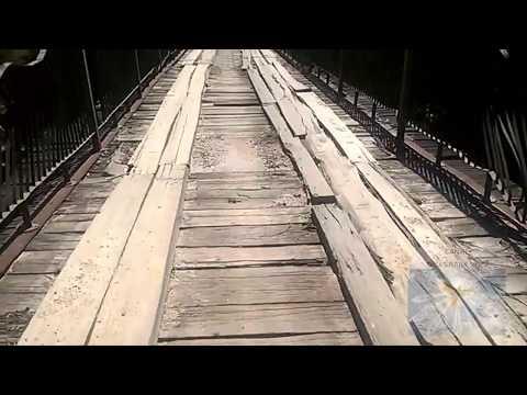 Ponte próxima ao Severiano Rezende - Barroso - MG