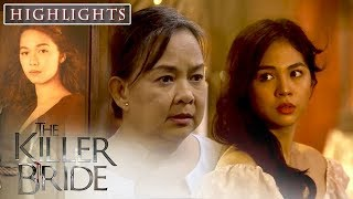Manay Ichu (Malou de Guzman) mistakes Emma (Janella Salvador) for Camila (Maja Salvador). (With English Subtitles)  Subscribe to ABS-CBN Entertainment channel! - http://bit.ly/ABS-CBNEntertainment  Watch the full episodes of The Killer Bride on TFC.TV http://bit.ly/TheKillerBride-TFCTV and on iWant for Philippine viewers, click:  http://bit.ly/TheKillerBride-iWant  Visit our official website! https://entertainment.abs-cbn.com/tv/shows/thekillerbride/main http://www.push.com.ph  Facebook:http://www.facebook.com/ABSCBNnetwork  Twitter: https://twitter.com/ABSCBN https://twitter.com/abscbndotcom Instagram:http://instagram.com/abscbnonline  Episode 4 Cast: Malou de Guzman (Manay Ichu) / Pamu Pamorada (Tsoknut) / Pepe Herrera (Iking) / Janella Salvador (Emma) / Maja Salvador (Camila)  #TheKillerBride #TheKillerBrideFirstMeet #TheKillerBrideEpisode4
