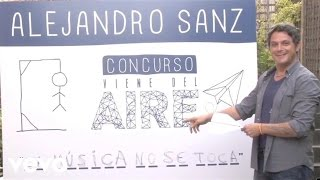 Alejandro Sanz - No Me Compares (Lyric Video)