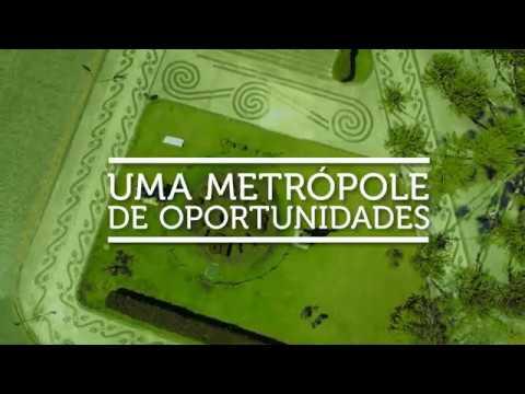 Região Metropolitana de Curitiba de Curitiba - Um Metrópole de oportunidades