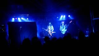 Skull Fist - Tear down the Walls Live @ Hellraiser Leipzig Power of Metal Tour