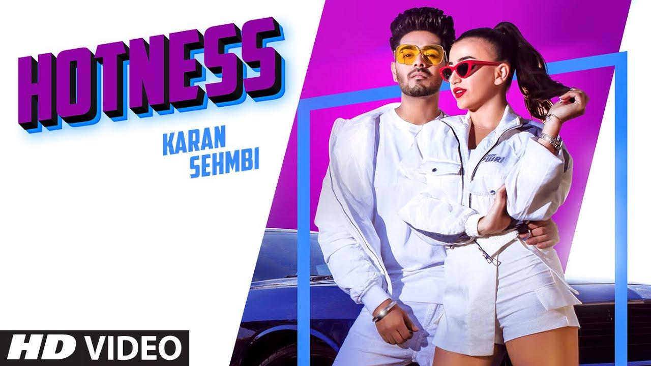 Hotness Song lyrics in Hindi