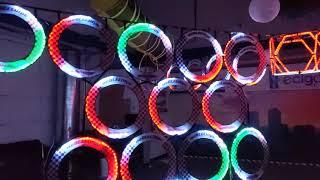 WeBleedFPV LED Gates coming soon 5 Full Send FPV