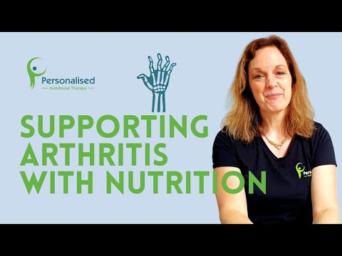 Supporting arthritis with nutrition (Voice)