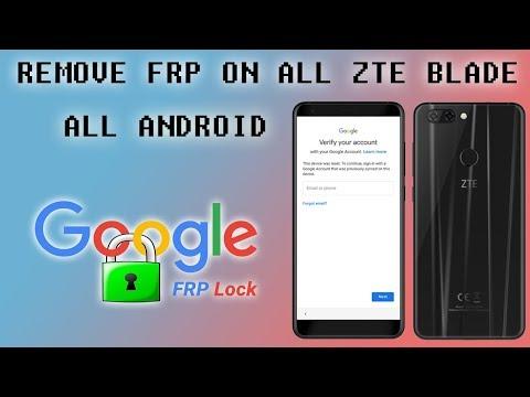 Zte blade v9 обход аккаунта андроид 8 1/ Zte blade v9 bypass