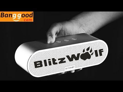 Новая музыкальная колонка от BlitzWolf® ➡ BlitzWolf BW-AS1