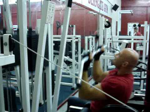 Jak budować długie mięśnie pleców