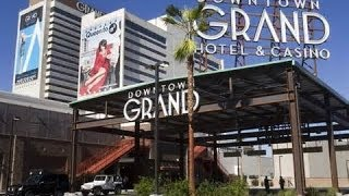 preview picture of video 'Downtown Grand Hotel & Casino Las Vegas King Room Review'