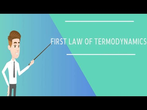Download Basic SCIENCE | First Law of Thermodynamics Mp4 HD Video and MP3