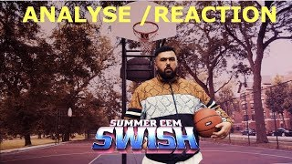 Summer Cem • 𝐒𝐖𝐈𝐒𝐇 • [ official Video ] prod. by Young Mesh | Analyse / Reaction