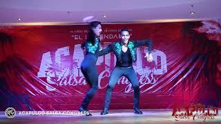 Mike y Dioney Show Acapulco Salsa Congress 2018