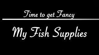 My Fish Supplies
