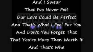 feel for you -joe
