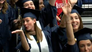 video - The GW School of Business 2019 Graduate Commencement Ceremony
