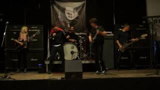 Dangerous Young AC/DC Tribute - Problem Child (Soundcheck)