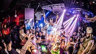103115 Halloween 2015 CLUB DV8 inside OHM Nightclub hosted by 1027 KIIS FM