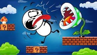 Super Mario Joey ~ Pencil Cartoons #105 [4K]