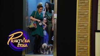 Praktična žena - Pravila Ponašanja U Liftu