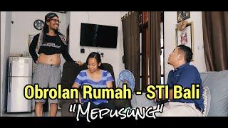 """Mepusung """"OR"""" STI Bali"""