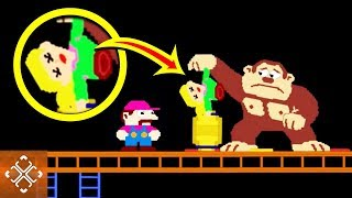 9 DARK SECRETS About Donkey Kong Nintendo Tried To Hide