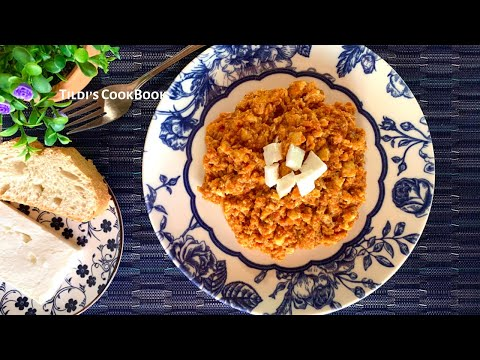 , title : 'KAGIANAS -  EGGS WITH TOMATOES - The absolute Greek summer dish! | ΚΑΓΙΑΝΑΣ ή ΣΤΡΑΠΑΤΣΑΔΑ! Ε104