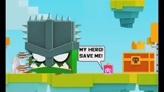 Will Hero - Sun Knight Helmet Rescue Wizard #6 Epic Gameplay Kids Games - Gameplay Walkthrough