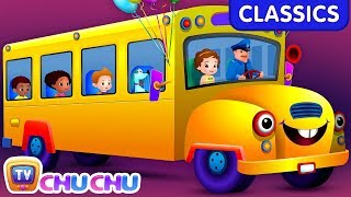 ChuChu TV Classics - Wheels on the Bus - Part 2 | Nursery Rhymes and Kids Songs