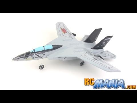Air Hogs F-14 Tomcat RC plane