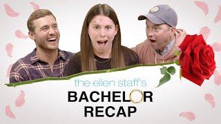 Ellen's Staff 'Bachelor Recap': 'The Bachelor' Peter Weber Is Here!