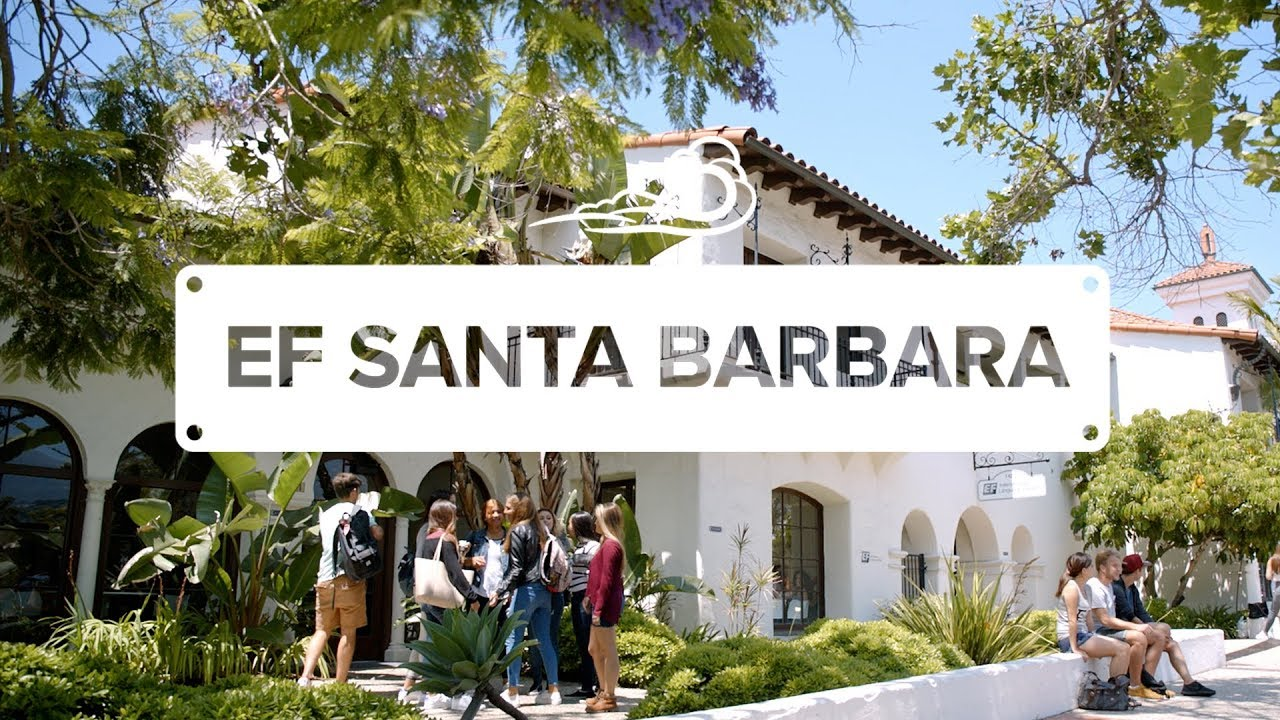 EF Santa Barbara – Campus Tour