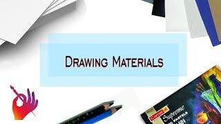 Drawing materials for oil pastel drawing and soft pastel drawing | Art and Sketch