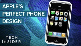 How Apple Created The Perfect Phone Design