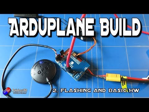 arduplanear-wingmatek-f405wing-build-flashing-and-gpsrx-connections