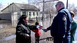 Аткарск паводок 2018 часть 2