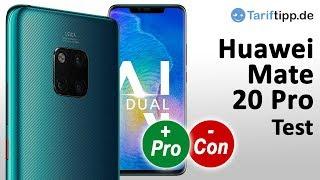 Huawei Mate 20 Pro | Test deutsch