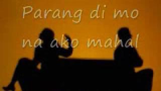 """Video thumbnail of """"Kung Ayaw Mo Na Sa Akin by Gary Granada with Lyrics"""""""