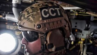 USAF Combat Control Team • Free Fall Jump From Osprey