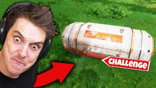 ONE CHEST CHALLENGE   Apex Legends Season One