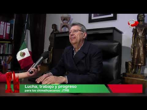 Lucha, trabajo y progreso para los chimalhuacanos: JTRB