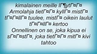 Apulanta - Japa-Japa-Jaa Lyrics