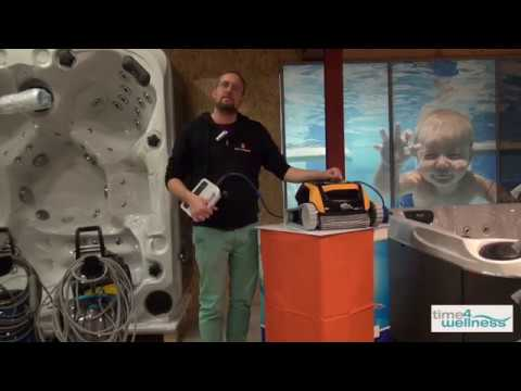 Dolphin Poolroboter E25 Vorstellung | time4wellness