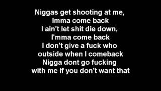 When I Come Back - 50 Cent (Lyrics on Screen)