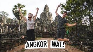 YOU HAVE TO VISIT ANGKOR WAT!   Siem Reap, Cambodia   Angkor Thom, Tomb Raider