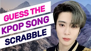 ▐ KPOP GAME ▌►GUESS THE KPOP SONG -SCRABBLE #3◄