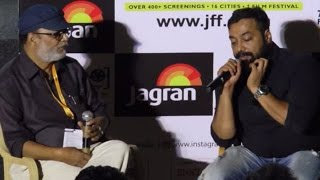 Anurag Kashyap & Ajay Brahmatmaj  Full Speech Coversation  At 7Th Jagran Film Festival