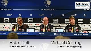 FCM: PK nach Bochum-Spiel